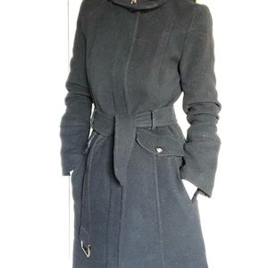 Andrew Marc new york wool coat xs